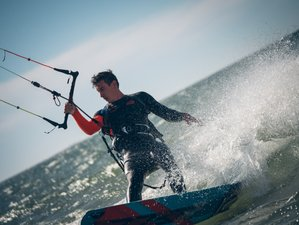 8 Day Beginner or Intermediate Kiteboarding Camp in Dakhla