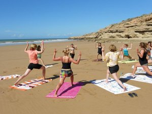 8-Daagse Yoga en Surf Retraite in Marokko