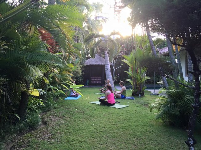 7 Days Women Yoga & Surf Retreat in Bali