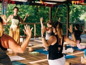 8 Day Heart Healing Yoga Retreat in Jaco, Puntarenas Province