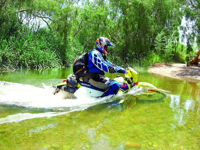 motorcycle tour queensland