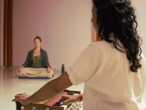 6 Day Psychosomatic Yoga Therapy Course 50 Hours in Rishikesh