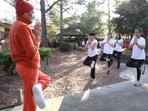 3 Days Silent Yoga Retreat North Carolina