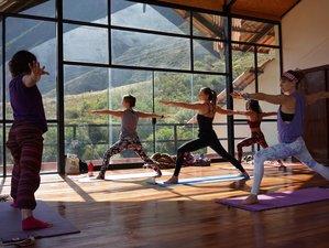 14 días de profesorado de yoga Tantra y Vinyasa de 200 horas en Cusco, Perú