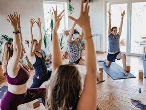4 Day Yoga and Wellness Retreat in Nantucket, Massachusetts