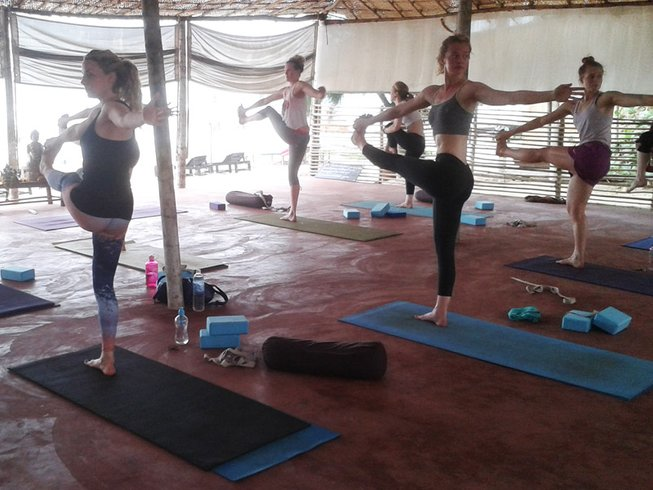 6 Days 50-Hour Yin Fascial Yoga Teacher Training India