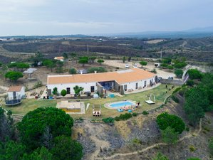 8 Day New Year Celebration and All-Levels Surf Holiday in Aljezur