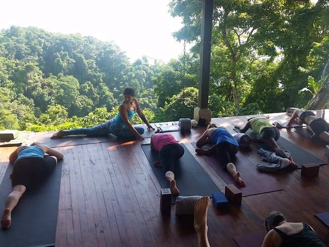 8 Days Forrest and Yin Yoga Retreat in Costa Rica