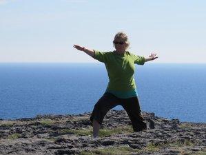 5 días relajante retiro de yoga y meditación en las islas Aran, Irlanda