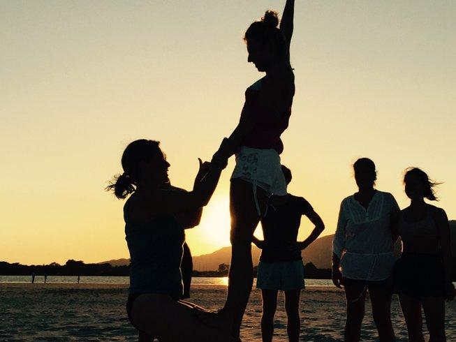 6 Days Yoga Sardinia: The 5 Elements Yoga Retreat in Italy