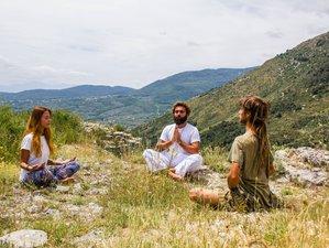 4-Daagse Reiki I Cursus en Yoga Retraite in Pescosolido, Italië