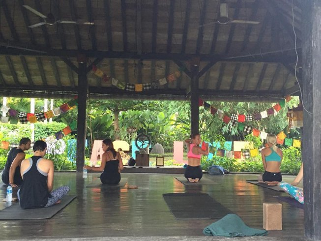 8 Days Dance and Yoga Retreat in Bali