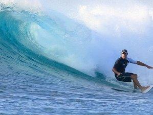 9 Days Amazing Yoga and Surf Camp in Himmafushi, Maldives