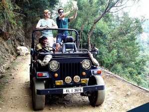 3 Day Stay with Nature Cave Tour Safari in Munnar