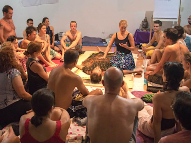 5 Days Tantra Massage: The Spiritual Art of Touch, Meditation and Yoga Retreat in Tepoztlán, Mexico