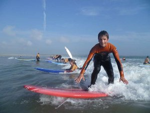 4 Days Ireland Surf Camp for All Levels