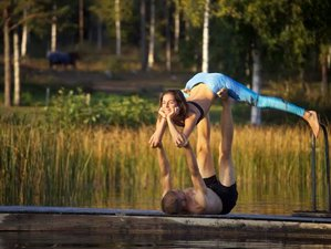 3 Days Weekend Yoga Retreat in Skinnskatteberg, Sweden