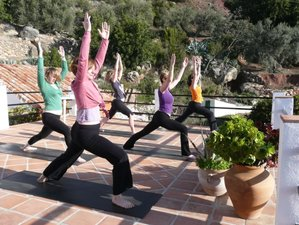 4 Days Ashtanga Yoga Retreat in Andalucia