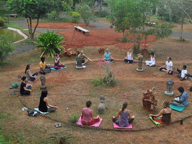 7 Days Transforming Yoga Retreat in Auroville, India
