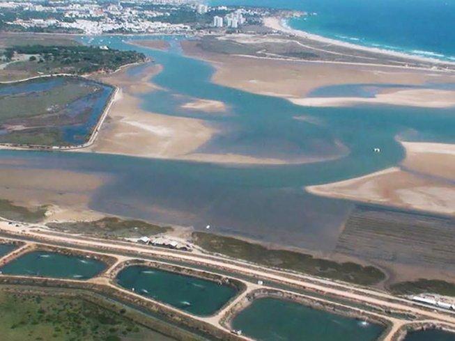 7 Days Kitesurfing Camp in Alvor, Algarve, Portugal