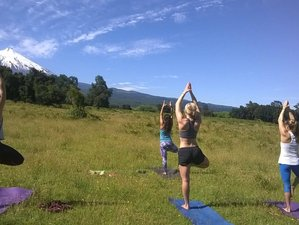 6 Days Meditation, Hiking and Yoga Retreat in Chile