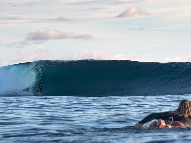 10 Days Surf and Yoga Retreat in the Mentawai Islands, Indonesia
