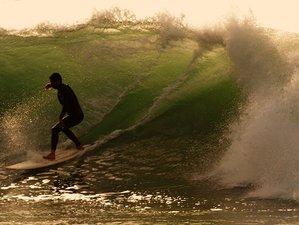 8 Days West Coast Surfing, Meditation and Yoga Retreat Portugal