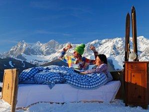 5 Tage Yoga und Skifahren Retreat in Schladming, Österreich