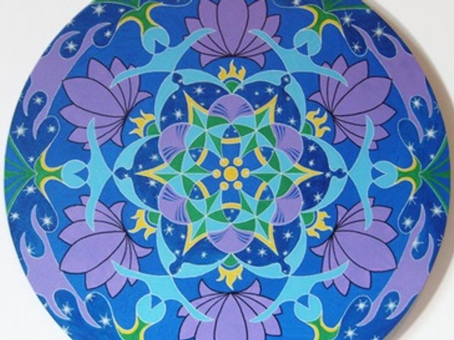 6 Days Yoga and Mandala Painting in Parathy, Brazil