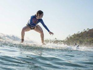7 Days Surf Camp and Yoga Holiday in Santa Teresa Jungle, Costa Rica