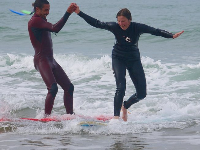 8 Days Beginner and Intermediate SUP and Yoga Retreat in Morocco