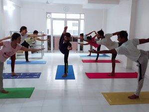 8 Days Beginner Yoga Teacher Training in Rishikesh, India