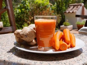 8 Day Juice Detox Retreat with Yoga for Body Mind Spirit in Algarve