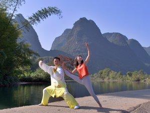 1 Week Basic Form, Qi Gong, Taichi, and Meditation Course in Yangshuo