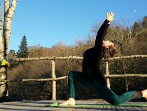 7 Days Yoga Retreat in Aveyron, France