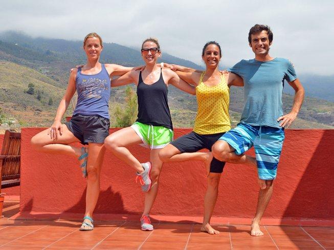 5 días de sonido y retiro de yoga en Tenerife, España