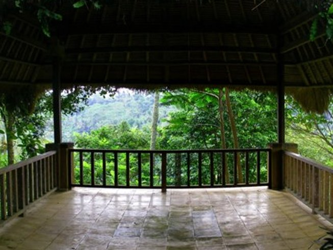 8 Days Luxury Gentle Cleanse and Yoga Retreat in Bali