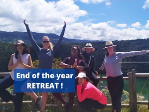 6 Day Yoga, Meditation Retreat, Ecological and Cultural tourism in Cundinamarca