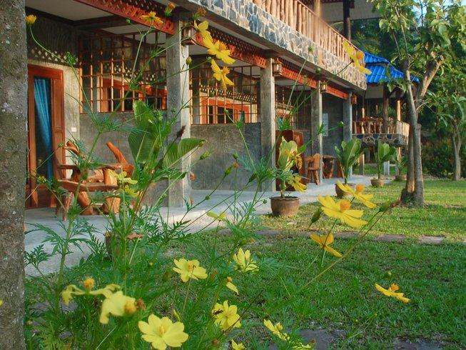 4 Tage Meditation und Yoga Urlaub in Ko Pha Ngan, Thailand