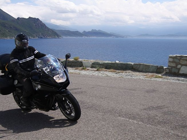 14 Days Scenic Motorcycle Tour France
