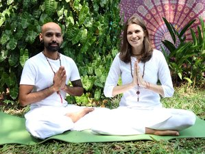 One Week of Yogic Lifestyle Retreat with Indian Yogi in South Sweden