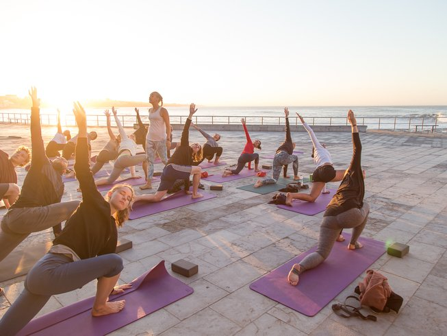 8 Days Breathtaking Surf and Yoga Retreat Portugal