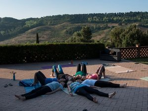 6 Day Retreat for the Senses: Writing and Yoga Holiday in Tuscany, Province of Siena