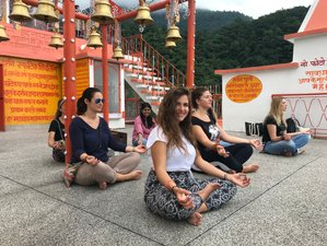 7 Days Yoga and Real and Spiritual Meditation Retreat in Rishikesh, India