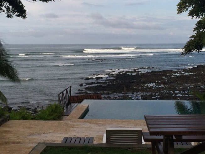 5 jours revivifiants en stage de surf, plongée et yoga à Santa Catalina, Panama