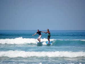 7 Days Surf Camp in Seminyak, Kuta, Indonesia