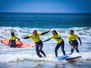 8 Days Surf Camp in Jeffreys Bay, South Africa