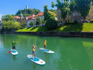 5 Day SUP Holiday Tour and Hiking in Slovenia