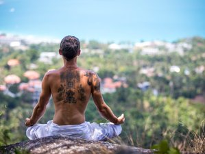 5 Days Yoga & Meditation Retreat at Vikasa Yoga Retreat in Koh Samui, Thailand