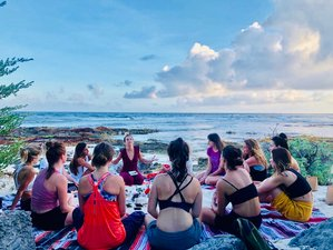 8 Days of Transformation Through Ashtanga Movement and the 5 Elements in Tulum, Mexico Nov 17th-24th